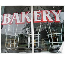 Bakery Closed Poster