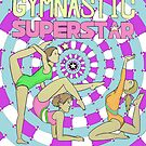 Gymnastic Superstar by DarkRubyMoon