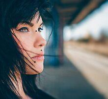 Women Portrait by MS-Photographie