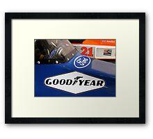 F1 legends Framed Print