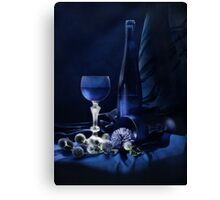 Witchcraft and Wine Canvas Print