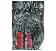 Heinz Chapel Entrance Poster