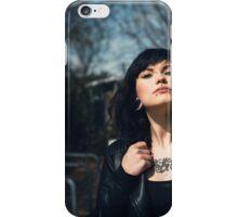 Women Portrait iPhone Case/Skin