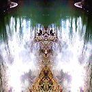 Mirrors of Water Mirrored by Charldia