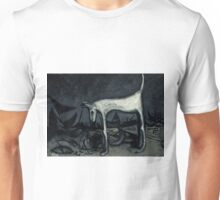 the old blind guard dog..90cmx70cm Unisex T-Shirt