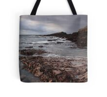 irish atlantic shore Tote Bag