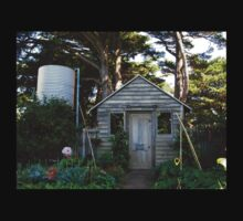 Garden Shed - Churchill Island Historic Gardens T-Shirt