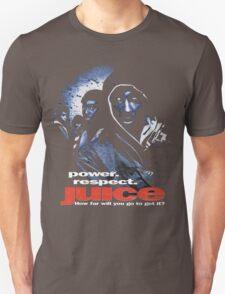 2pac Tupac Original Poster Movie Juice Shirt T-Shirt
