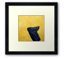 """AZUL REY"" Framed Print"