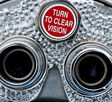 Turn to Clear Vision by nadinecreates