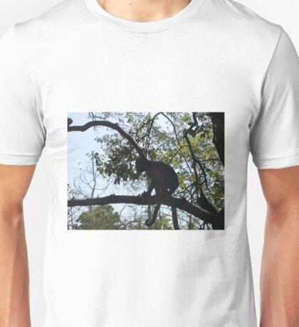 Capuchin monkey, Gauteng, South Africa Unisex T-Shirt