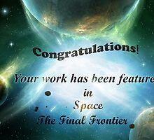 Space the Final Frontier Banner by charmedy