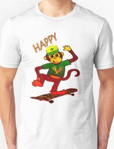 T-SHIRT - HAPPY Unisex T-Shirt
