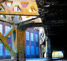 """ Bridge Art "" by canonman99"