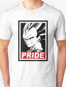 Vegeta Pride T-Shirt