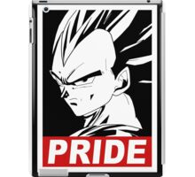 Vegeta Pride iPad Case/Skin
