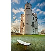 Lawrence Castle Photographic Print