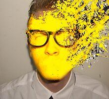 Splatter man by yoshi747