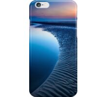 Blue Beach iPhone Case/Skin