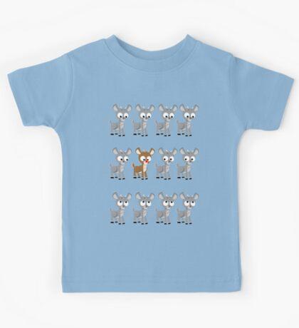 LOOK! It's Rudolph! v2 Kids Tee