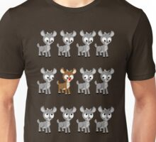 LOOK! It's Rudolph! v2 Unisex T-Shirt