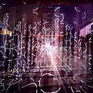 Light, curtains, mist by andreisky