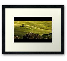Toscana #4 Framed Print