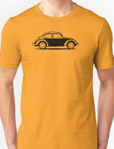 VW 1961 Beetle - Black T-Shirt