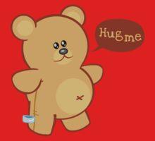 HUG ME! One Piece - Short Sleeve