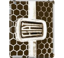 Fiat iPad Case - Fiat 128 Honeycomb Grill  iPad Case/Skin