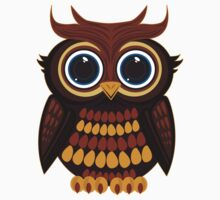 Friendly Owl - Army Kids Clothes