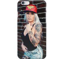Tattoo Women  iPhone Case/Skin