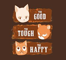 The Good, The Tough and The Happy by JalbertAMV