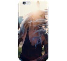 Tattoo Women - Portrait iPhone Case/Skin