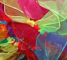 Ribbons and Rainbows by Sharon Williams