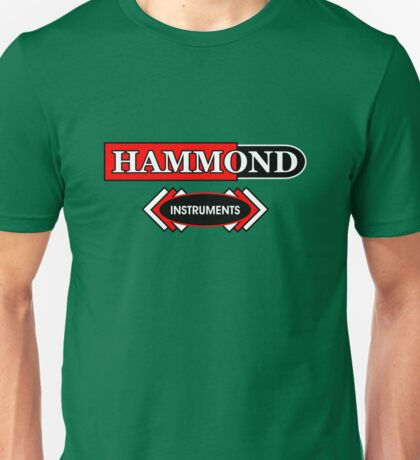 Old Hammond Synth Unisex T-Shirt