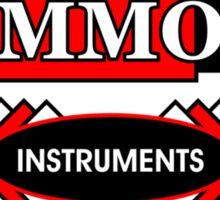 Old Hammond Synth Sticker