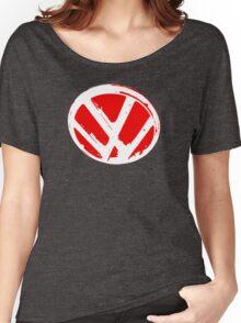 VW logo shirt  Women's Relaxed Fit T-Shirt