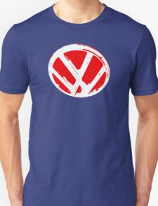 VW logo shirt  Unisex T-Shirt