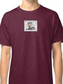 Tesla Stamp (Croatia) Classic T-Shirt