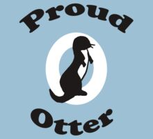Proud Otter by vinylsoda89