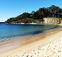 Pearl Beach NSW Australia by Monique Barber