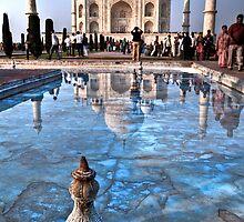 Taj Mahal by Roddy Atkinson