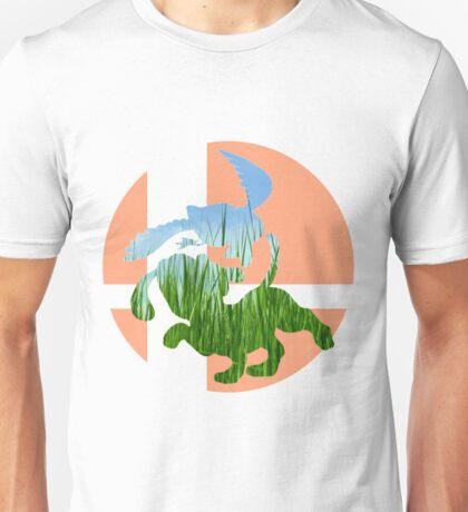 Sm4sh - Duck Hunt Unisex T-Shirt