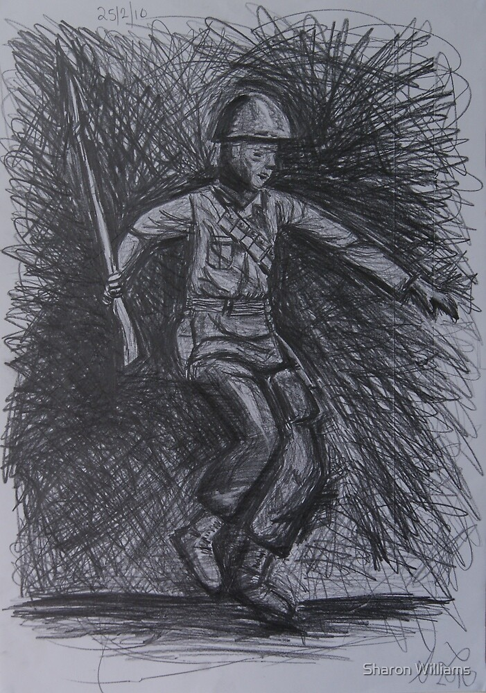 Toy Soldier by Sharon Williams