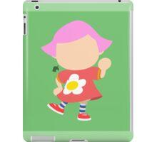 Villager ♀ - Super Smash Bros. iPad Case/Skin