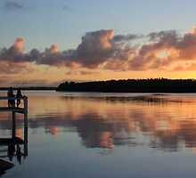 The Simple Life ~ Palmers Island, Yamba NSW by Bree Lucas