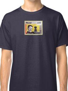 Tesla Stamp (Palau) Classic T-Shirt
