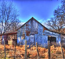 Old Barn - Cooke County Texas by jphall
