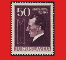 Tesla Stamp (Yugoslavia) III Kids Clothes